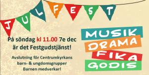 Julfest 14
